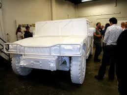 polystyrene car